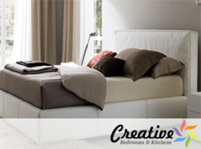 Creative Bedroom and Kitchens