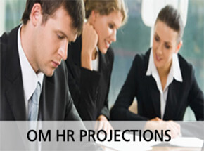 Om Hr Projections