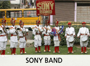 Sony Band